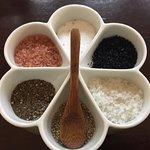 Salt - six ways