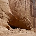 The White House Ruin in the Canyon de Chelly