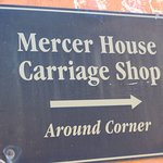 Mercer House Carriage Shop