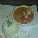 coconut curry spicy