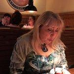 Birthday candle celebration