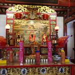 Johor Old Chinese Temple