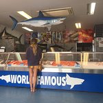 World Famous Fish N Chips Huskissonの写真