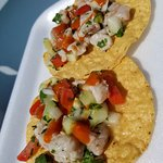 Spanish Mackerel Ceviche