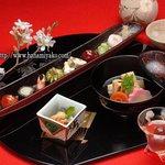 京遊膳のお料理