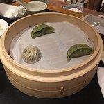 Veg dumplings