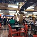Basic; but good. Dixon House Food Court. $11-12 per dish.
