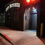 City Butcher shop
