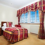 One of our Superior single bedrooms here at Budock Vean Hotel Cornwall