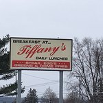 This unassuming restaurant on the side of the road hosts a lovely spot to stop in for breakfast,