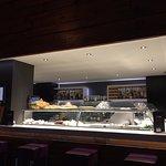 Muy buen sitio para degustar ricos platos, servicio muy atento y ambiente tranquilo.