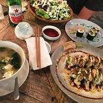 Sushis - Salade - Soupe Miso - KOI