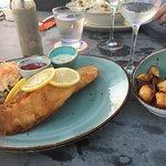 Foto de Blennies Restaurant @ Buddy Dive