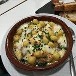 Gnoquis de patatas