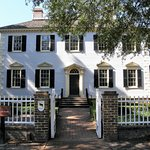 The John Wright Stanly House, near Tryon Palace, was built circa 1780.