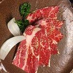 新橋燒肉屋照片