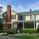 Piney Hill Bed & Breakfast and Cottages in Luray, Virginia (Shenandoah Valley)
