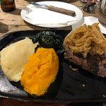kudu steak