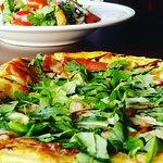 Try The Arugula & Prosciutto Pizza