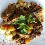 Main dish 2 from the Daily Menu