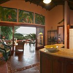 """The """"inside"""" and """"outside"""" flow together in Villa las Rocas"""