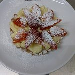 Crostatina di fragole con crema pasticciera