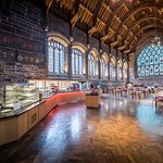 The Refectory Café at Chester Cathedral