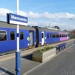 Foto van Morecambe Railway Station