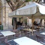 Eddies Cafe Regina - The Cafe (external tables)