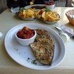 Eddies Cafe Regina - The Main Course (Swordfish)