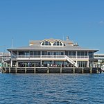 Dine on the Manatee River waterfront
