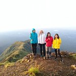 Bilde fra Mount Rinjani