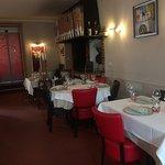 Intérieur du restaurant
