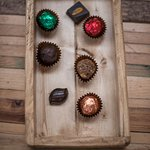 selection of our handmade chocolates