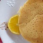 Pancakes at Lolitas