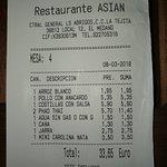 Foto de Restaurante Asian