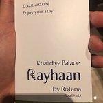 Khalidiya Palace Rayhaan by Rotana Photo