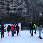 stone mountain and Ice park