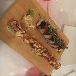 Sushi Rollen, na ja...