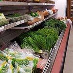 Fresh veggies on Tuesday and Thursdays
