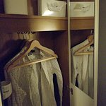 This is the closet for storing all your things.