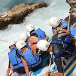 Our guides will take you safely down the river