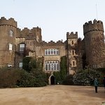 Malahide Castle - The Talbot family residence... beautiful place!