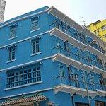The Blue House, Wanchai, Hong Kong