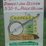 Thursday night dinner and Old Time Mountain Music jam session