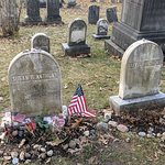 Susan B. Anthony's gravesite