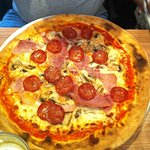 £5.95 lunch pizza.