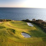Mornington Golf Clubs 19th Hole and the Bay view