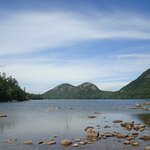 The Bubbles from Jordan Pond, Acadia National Park