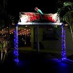 Tiki Bar Entrance